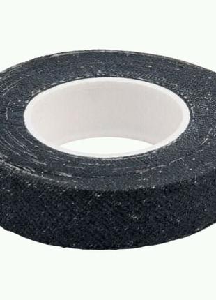 Изолента на ХБ основе Сибртех 18мм 10м 100гр чёрная