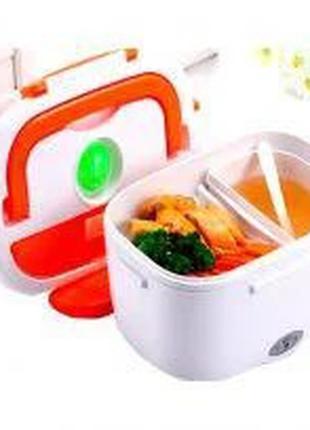 Электрический ланчбокс с подогревом от сети 220В Lunch heater box