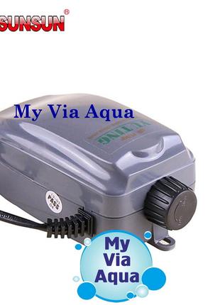 Компрессор для аквариума SunSun YT-301C