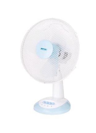 Вентилятор белый MPM MWP-16