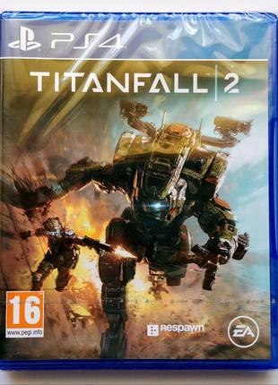 TITANFALL 2 PS4 НОВЫЙ диск | РУС версия