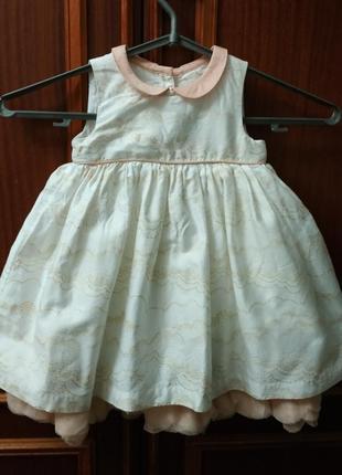 Платье marks&spencer для принцессы