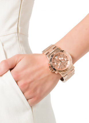 Часы michael kors mk5314 розовое золото