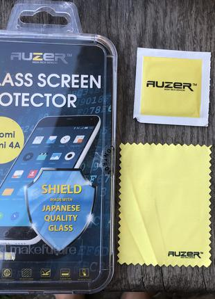Защитное стекло для Xiaomi Redmi 4a Auzer