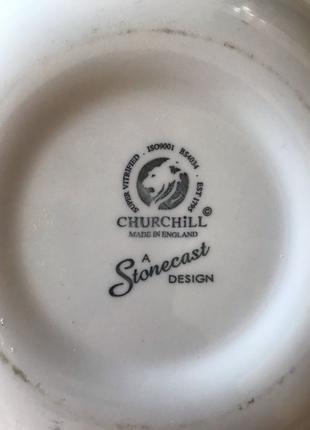 Тарелки Churchill