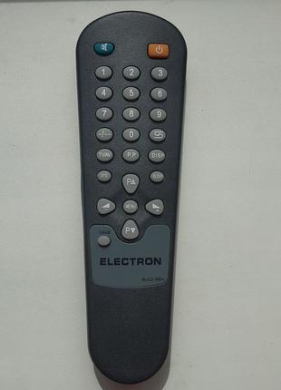 Пульт ДУ телевизора Electron Rc02-R6+