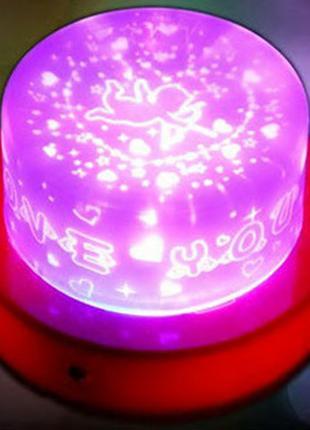 Светильник ночник проектор в детскую
