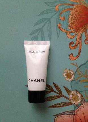 Омолаживающая Сыворотка для лица Шанель Chanel Blue Serum 5ml