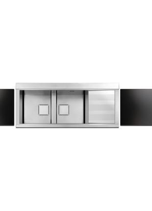 Кухонная Мойка Apell Sinphonia Pd1162Irkitb Right