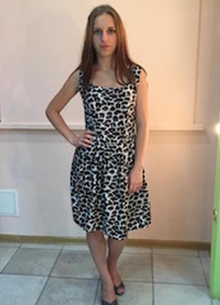 Женское летнее короткое платье код М-1945