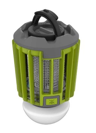 Уничтожитель насекомых Killer LampM5 IPX6 2в1 умный фонарь ловуш