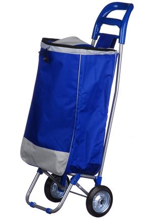 Тачка сумка с колесиками STENSON тележка 94 см / Железные ко