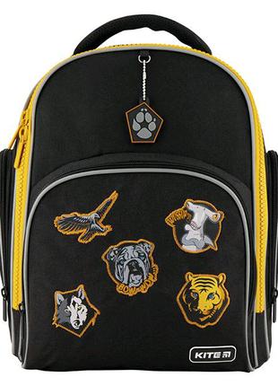 Комплект школьный рюкзак Kite, пенал для мальчиков