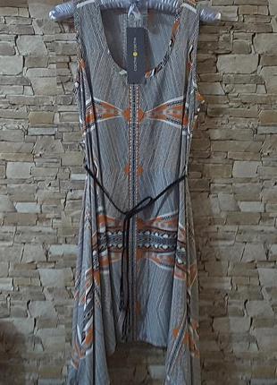 Ультрамодный сарафан, платье cache cache , eu 36, франция