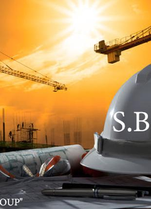 Выполняем строительство домов коттеджей дач бань «под ключ»