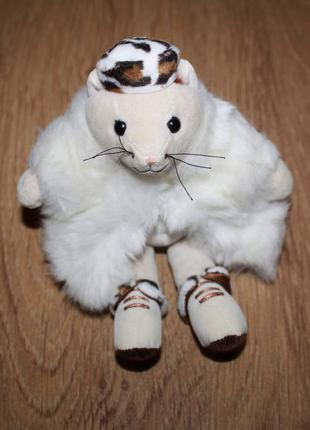 Коллекционная кукла jellycat кот