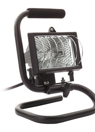 Переносной прожектор уличный Kanlux ZW3-L150P-B Trap (00616)