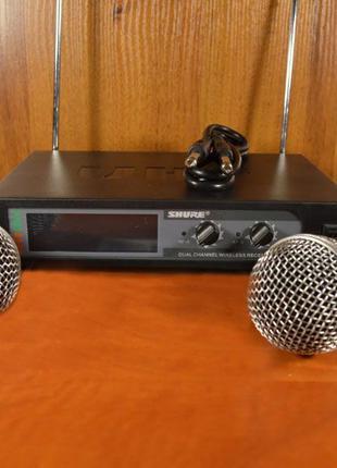 Радиосистема Shure KCX-388C база 2 радиомикрофона