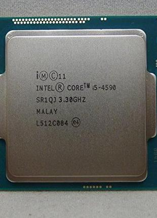 Продам процессор intel core i5 4590