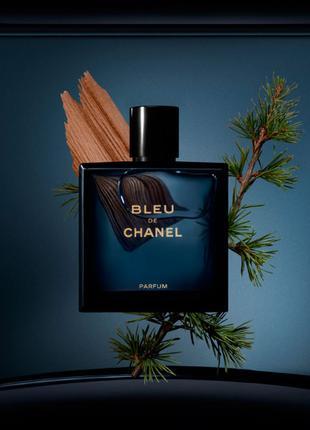 EDT Туалетная вода для мужчин Bleu de Chanel Chanel AY30753