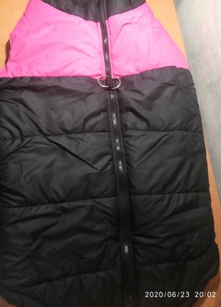 Куртка для крупных пород собак 7 XL