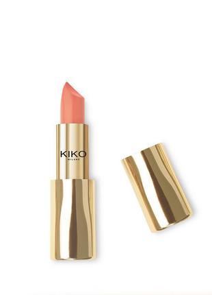 Кремовая помада magical holiday creamy lipstick kiko milano 01