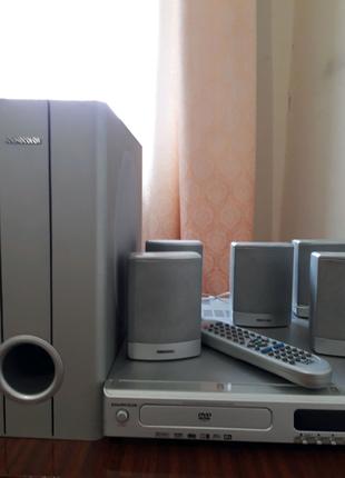 Домашний кинотеатр,DVD,MP3,Kodak PictureCD,JPEG.