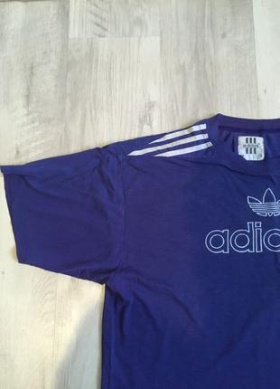Adidas vintage Адидас винтажная футболка
