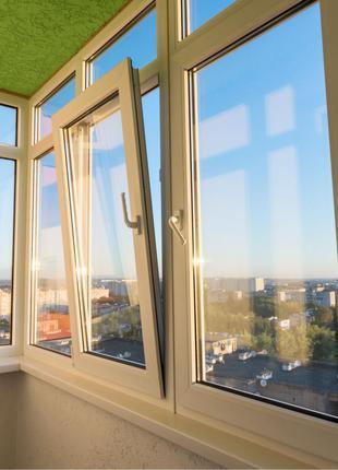 Окна пластиковые в Харькове от завода изготовителя