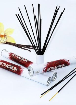 Ароматические палочки с феромонами, ваниль 20 шт.