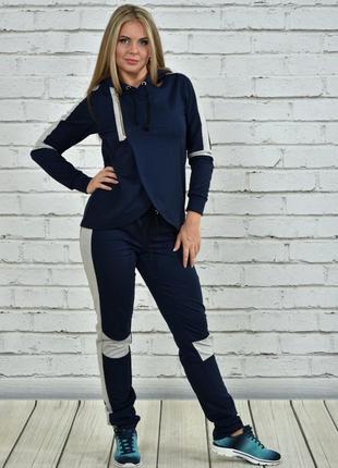 Женский спортивный костюм размеры: 42-74