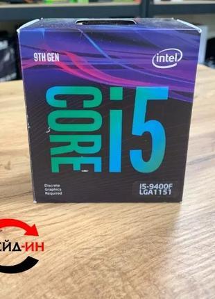 Гарантия! Intel Core i5 9400F (9900k 9700k есть!)