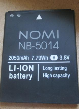 nomi i5014 аккумулятор батарея акб