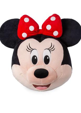 Плюшка-подушка Минни Маус Дисней оригинал disney Minnie Mouse Red