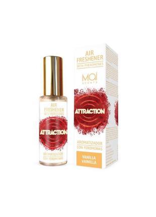 Освежитель воздуха с феромонами нежная ваниль 30 мл.