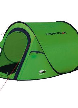 Намет High Peak Vision 3 (Green) (923767)