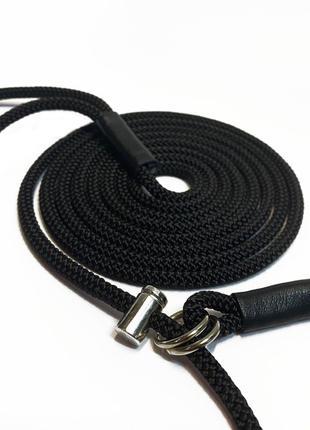 Поводок ошейник контроллер для собак (ринговка, удавка)