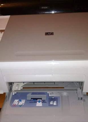 МФУ HP Photosmart C4283. Принтер, сканер и копир.