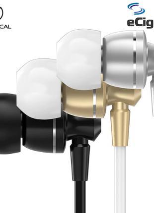 MOOJECAL Hi-Fi наушники с микрофоном и пультом управления Origina