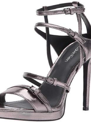 Туфли женские Calvin Klein, размер 39,5