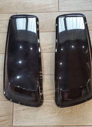 Крышки куферов боковых ящиков Harle-Davidson 2009-2020