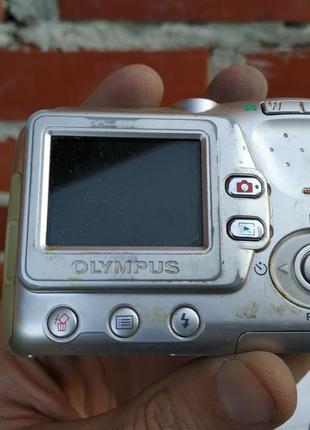 Фотоапарат Olympus FE 110 для дитини