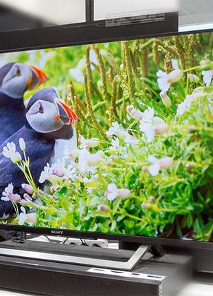 Телевизор Sony Bravia 43 дюйма, смарт