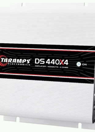 автоусилитель taramps ds440x4