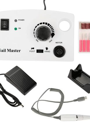 Фрезер для маникюра и педикюра ZS-602 Nail Drill SalonHome SO3063