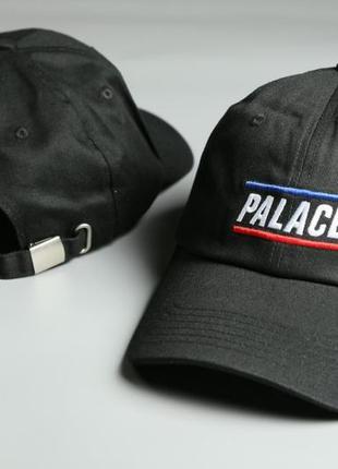 Кепка palace черный