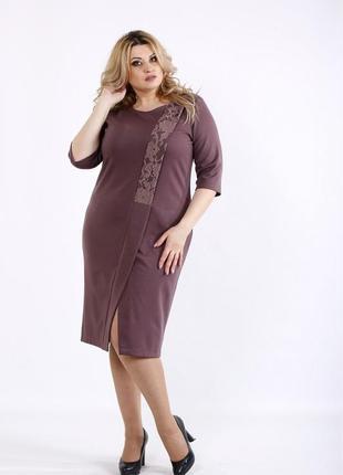 Женское платье офисное на каждый день код Га-01080-2