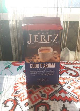 Кава мелена Jerez