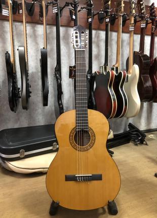 (1490) Б/у Классическая Гитара Walden N350e