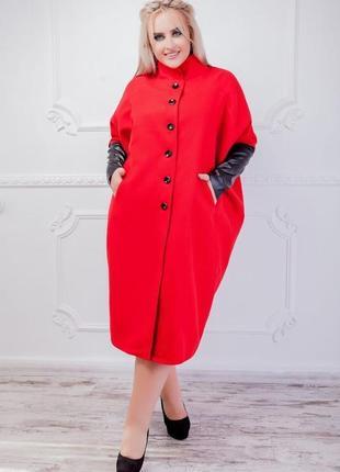 Пальто женское деми  много цветов код ЛД-8191-3